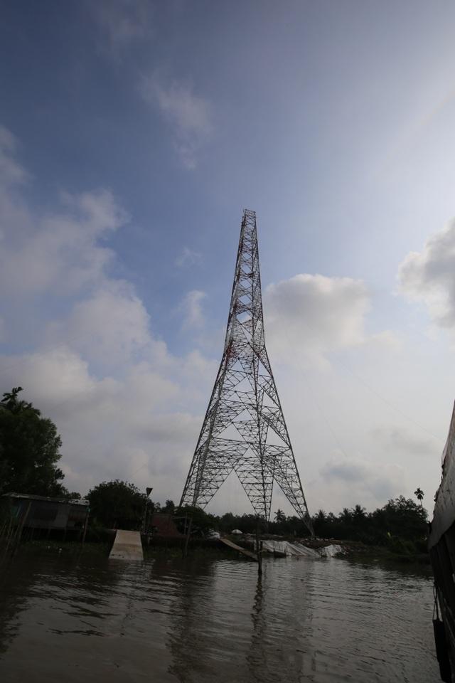 Đường dây 500 kV Sông Hậu - Đức Hòa trên đường về đích - 5