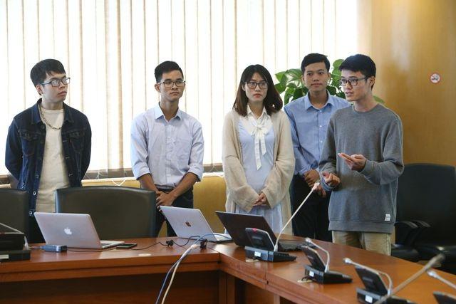 Chấm Chung khảo Nhân tài Đất Việt 2019 lĩnh vực CNTT: Tìm kiếm nhân tố tỏa sáng - 8