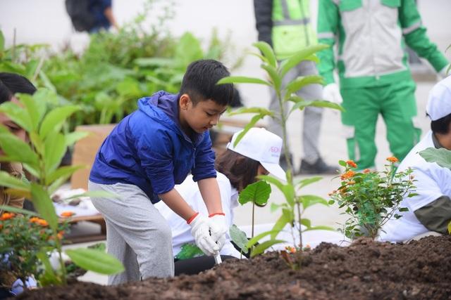 """AEON – Hà Đông """"dệt"""" mảng xanh cho cộng đồng địa phương trước khai trương - 3"""