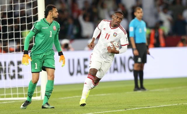 Những cầu thủ UAE có duyên nợ với đội tuyển Việt Nam - 1