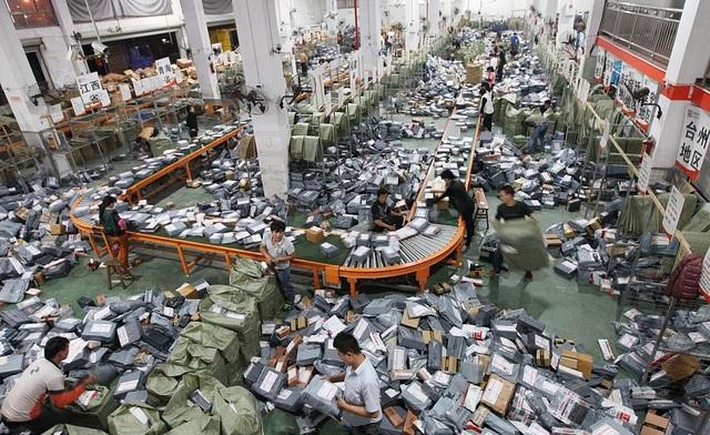 Alibaba đạt doanh thu kỷ lục 38,3 tỷ USD trong ngày bán hàng siêu giảm giá - 1