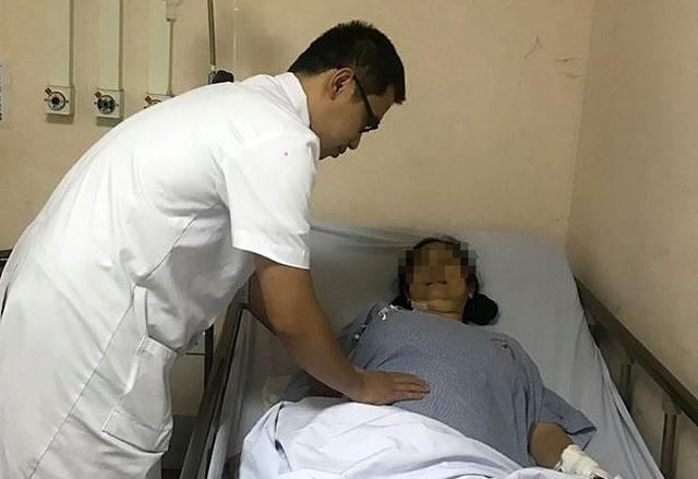 Người phụ nữ cấp cứu  ngừng tuần hoàn sau 41 ngày ăn chay với gạo lứt, muối vừng - 2