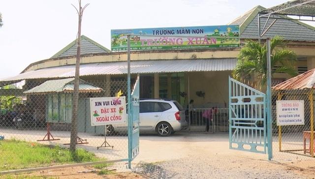 Nhiều trẻ nghi bị ngộ độc thực phẩm tại trường Mầm non - 1