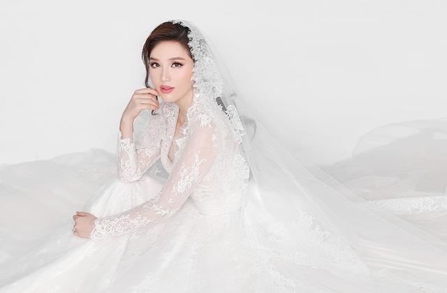 Bảo Thy xác nhận lên xe hoa, tiết lộ ảnh cưới cùng ông xã Phan Lĩnh - 11