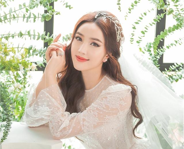 Bảo Thy xác nhận lên xe hoa, tiết lộ ảnh cưới cùng ông xã Phan Lĩnh - 1