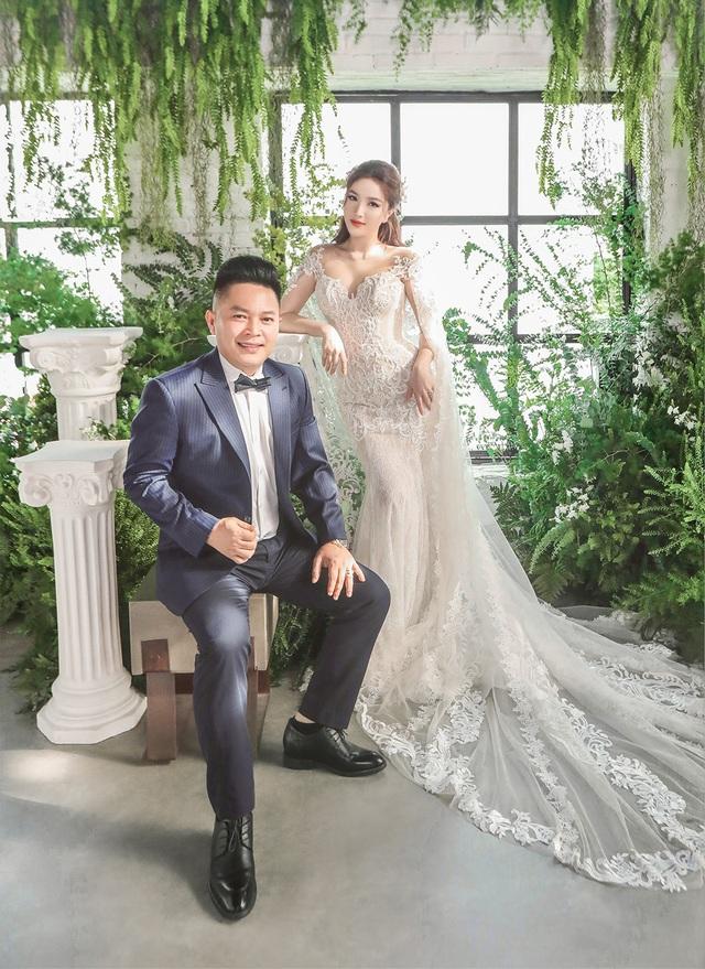 Bảo Thy xác nhận lên xe hoa, tiết lộ ảnh cưới cùng ông xã Phan Lĩnh - 6