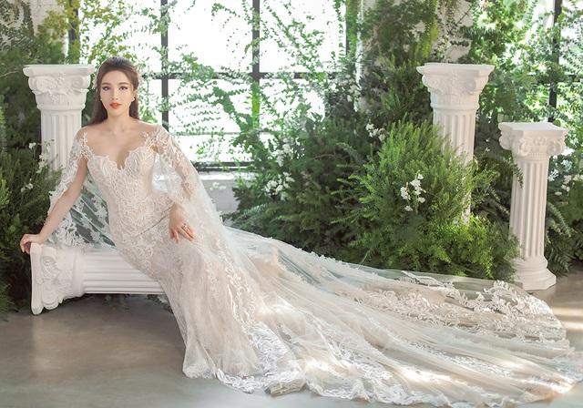 Bảo Thy xác nhận lên xe hoa, tiết lộ ảnh cưới cùng ông xã Phan Lĩnh - 10