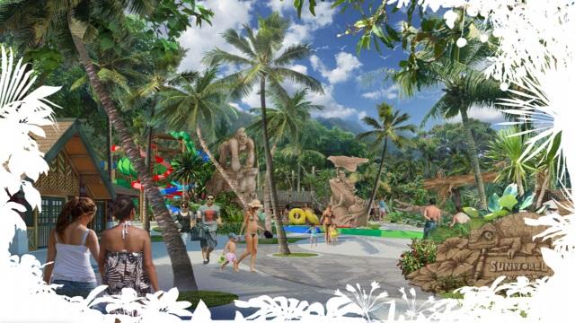 Có gì hot tại công viên nước hiện đại nhất Đông Nam Á tại đảo Ngọc? - 1