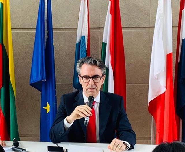 Tân Đại sứ EU: Châu Âu ủng hộ cách giải quyết của Việt Nam trong vấn đề Biển Đông - 1