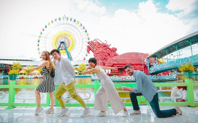 Lễ hội Bonsai  Suiseki Châu Á - Thái Bình Dương tại Suối Tiên - 7