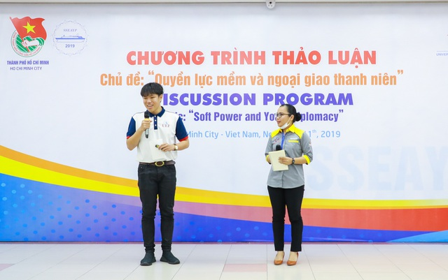 Hơn 300 thanh niên ưu tú ASEAN, Nhật Bản cùng tranh biện với sinh viên Việt Nam - 2