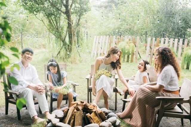 Lưu Hương Giang, Hồ Hoài Anh hạnh phúc sau ồn ào hôn nhân - 2