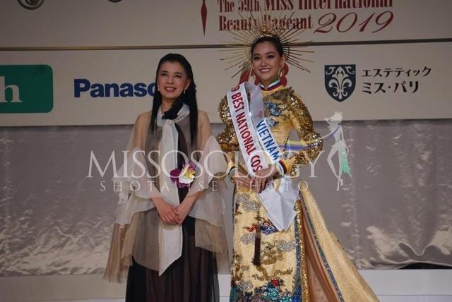 Hoa hậu Quốc tế 2019: Tường San lọt top 8, người đẹp Thái Lan giành vương miện - 40