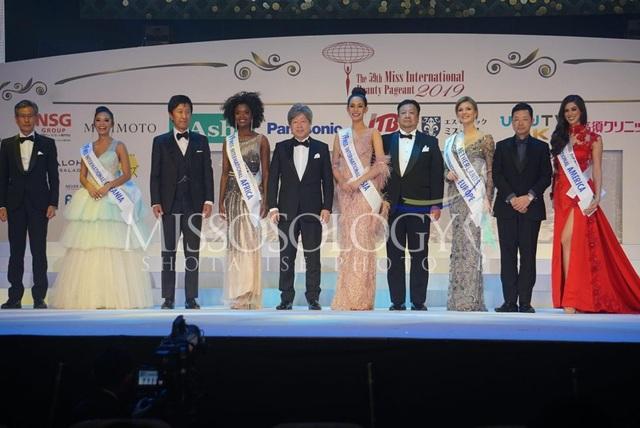 Hoa hậu Quốc tế 2019: Tường San lọt top 8, người đẹp Thái Lan giành vương miện - 21