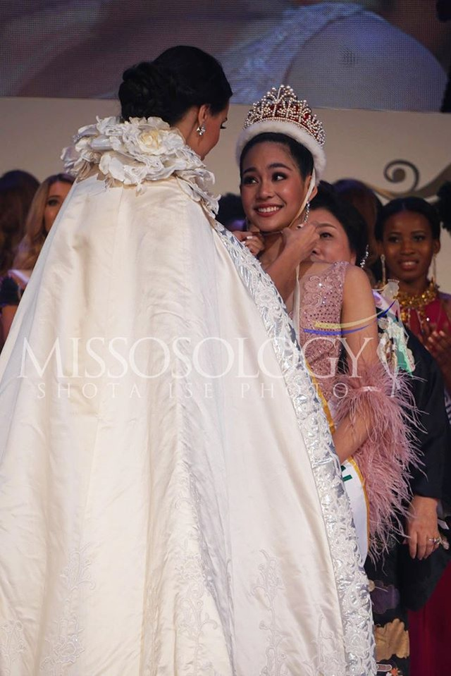 Hoa hậu Quốc tế 2019: Tường San lọt top 8, người đẹp Thái Lan giành vương miện - 10
