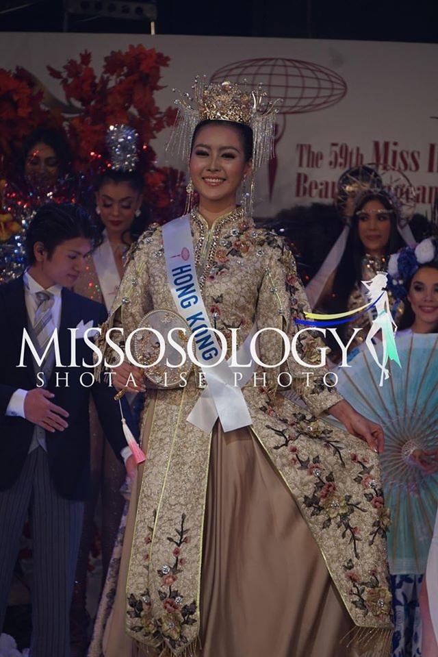 Hoa hậu Quốc tế 2019: Tường San lọt top 8, người đẹp Thái Lan giành vương miện - 51