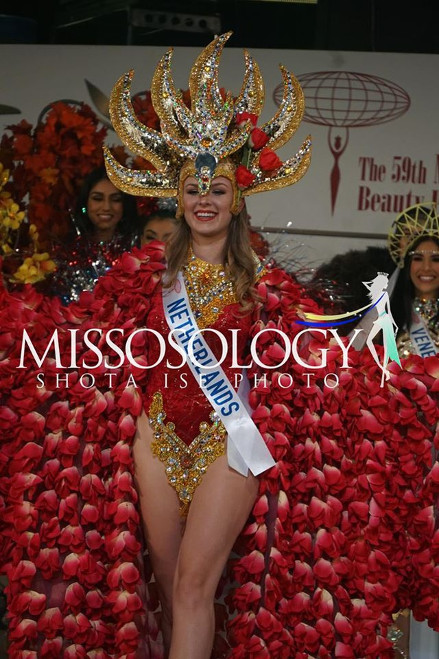 Hoa hậu Quốc tế 2019: Tường San lọt top 8, người đẹp Thái Lan giành vương miện - 47