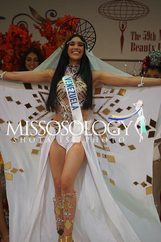 Hoa hậu Quốc tế 2019: Tường San lọt top 8, người đẹp Thái Lan giành vương miện - 49