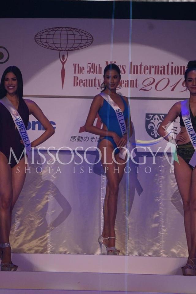 Hoa hậu Quốc tế 2019: Tường San lọt top 8, người đẹp Thái Lan giành vương miện - 36