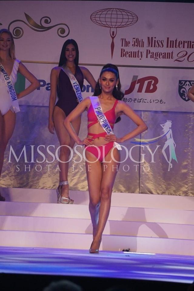 Hoa hậu Quốc tế 2019: Tường San lọt top 8, người đẹp Thái Lan giành vương miện - 30