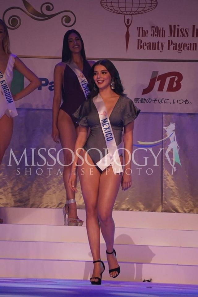 Hoa hậu Quốc tế 2019: Tường San lọt top 8, người đẹp Thái Lan giành vương miện - 33