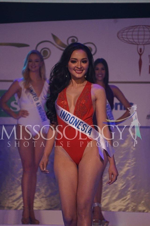 Hoa hậu Quốc tế 2019: Tường San lọt top 8, người đẹp Thái Lan giành vương miện - 29