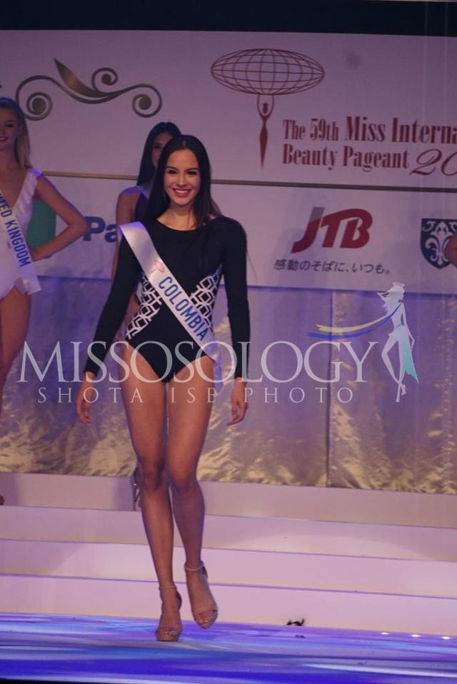 Hoa hậu Quốc tế 2019: Tường San lọt top 8, người đẹp Thái Lan giành vương miện - 27