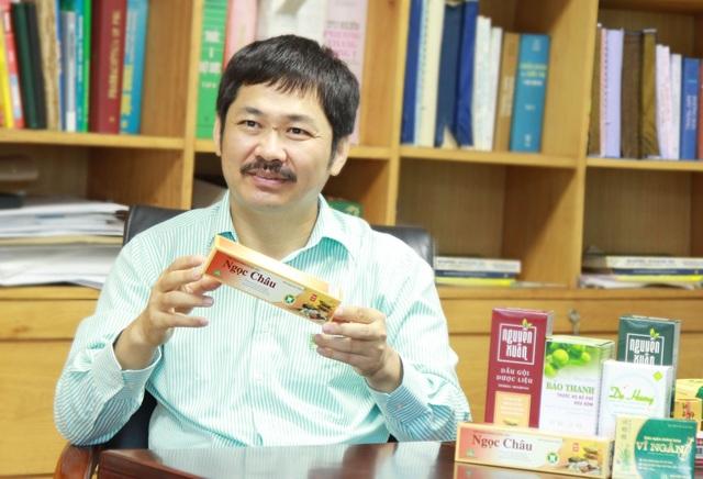 """Tổng Giám đốc Dược phẩm Hoa Linh: Thương trường, tôi ví như """"tình trường"""" - 1"""