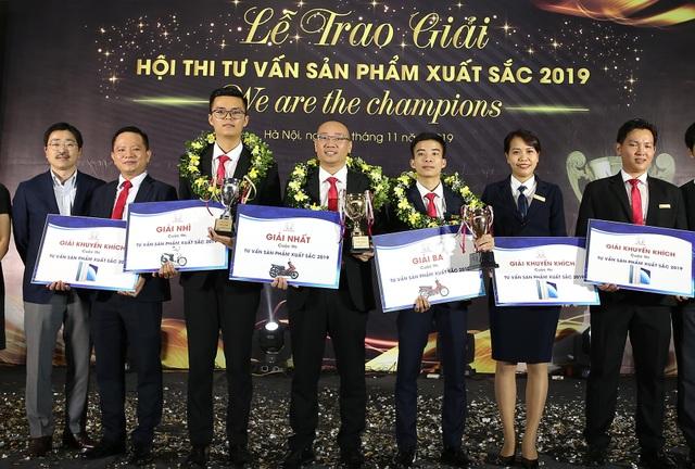 Honda Việt Nam nỗ lực hoàn thiện kỹ năng phục vụ khách hàng - 2