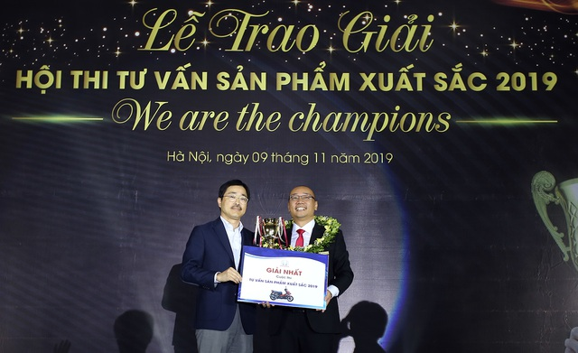 Honda Việt Nam nỗ lực hoàn thiện kỹ năng phục vụ khách hàng - 1
