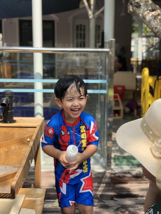 Khánh Thi tiết lộ tuổi thơ quậy phá như con trai - 3