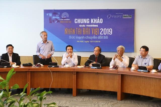 Chấm Chung khảo Nhân tài Đất Việt 2019 lĩnh vực CNTT: Tìm kiếm nhân tố tỏa sáng - 2