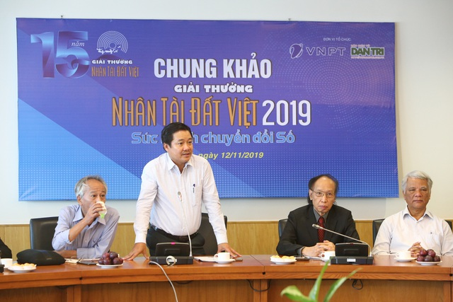 Chấm Chung khảo Nhân tài Đất Việt 2019 lĩnh vực CNTT: Tìm kiếm nhân tố tỏa sáng - 3