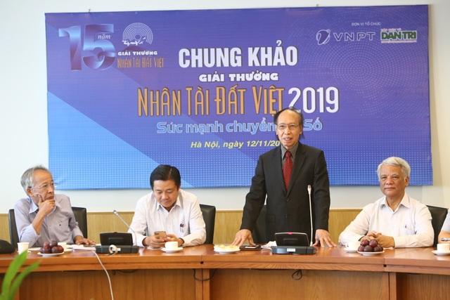 Chấm Chung khảo Nhân tài Đất Việt 2019 lĩnh vực CNTT: Tìm kiếm nhân tố tỏa sáng - 4