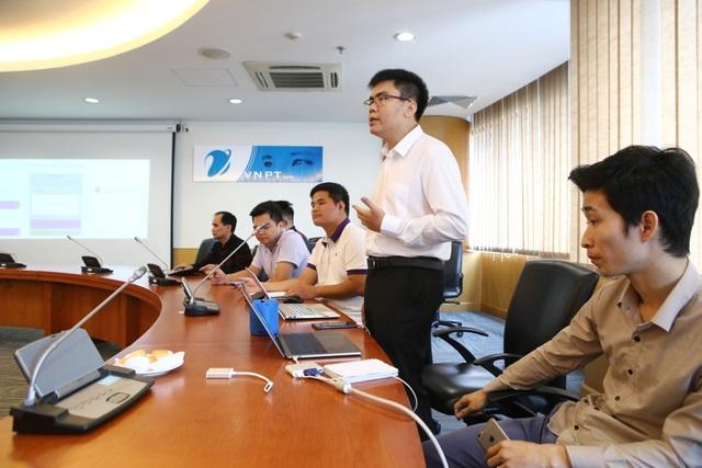 Chấm Chung khảo Nhân tài Đất Việt 2019 lĩnh vực CNTT: Tìm kiếm nhân tố tỏa sáng - 5