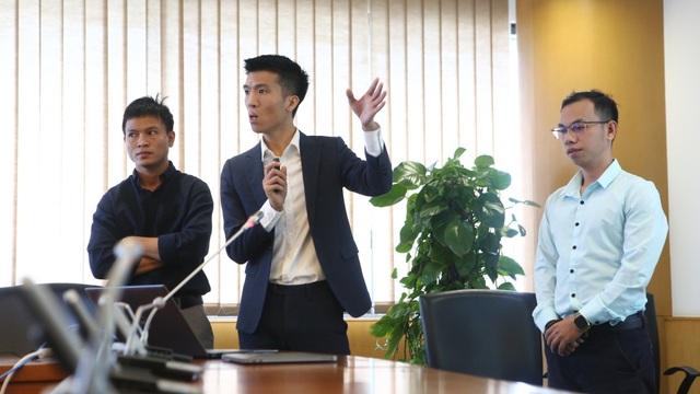 Chấm Chung khảo Nhân tài Đất Việt 2019 lĩnh vực CNTT: Tìm kiếm nhân tố tỏa sáng - 6
