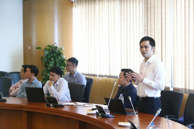 Chấm Chung khảo Nhân tài Đất Việt 2019 lĩnh vực CNTT: Tìm kiếm nhân tố tỏa sáng - 11