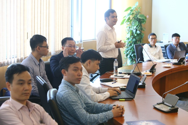 Chấm Chung khảo Nhân tài Đất Việt 2019 lĩnh vực CNTT: Tìm kiếm nhân tố tỏa sáng - 12