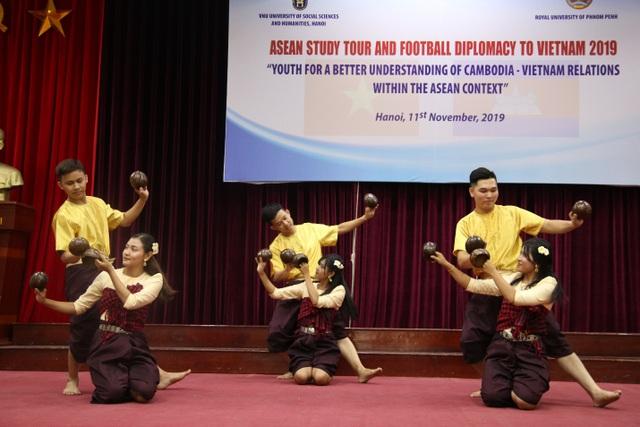 Sinh viên là đại sứ kết nối quan hệ hữu nghị Việt Nam – Campuchia - 3