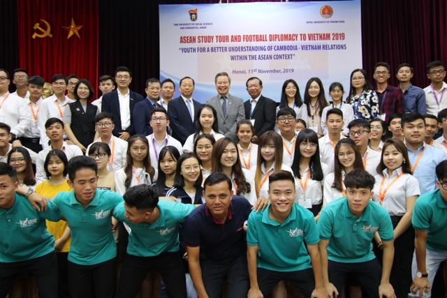 Sinh viên là đại sứ kết nối quan hệ hữu nghị Việt Nam – Campuchia - 4