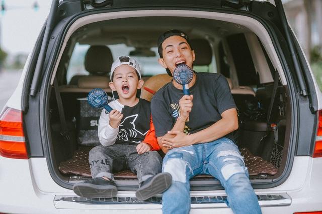 Khánh Thi tiết lộ tuổi thơ quậy phá như con trai - 2