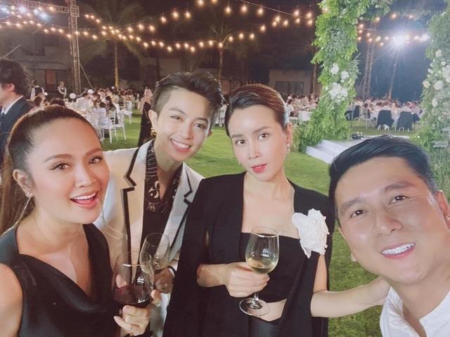 Lưu Hương Giang, Hồ Hoài Anh hạnh phúc sau ồn ào hôn nhân - 7