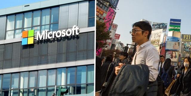 Microsoft đã chữa bệnh làm quá sức của người Nhật như thế nào - 1