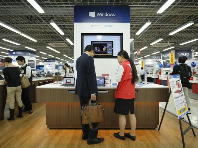 Microsoft đã chữa bệnh làm quá sức của người Nhật như thế nào - 2