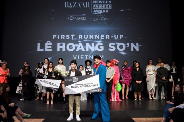 Nhà thiết kế trẻ Việt đoạt giải Á quân Thiết kế thời trang châu Á tại Singapore - 1