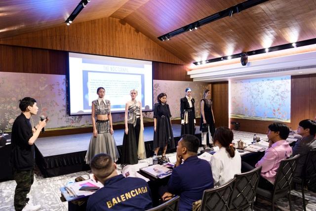 Nhà thiết kế trẻ Việt đoạt giải Á quân Thiết kế thời trang châu Á tại Singapore - 2