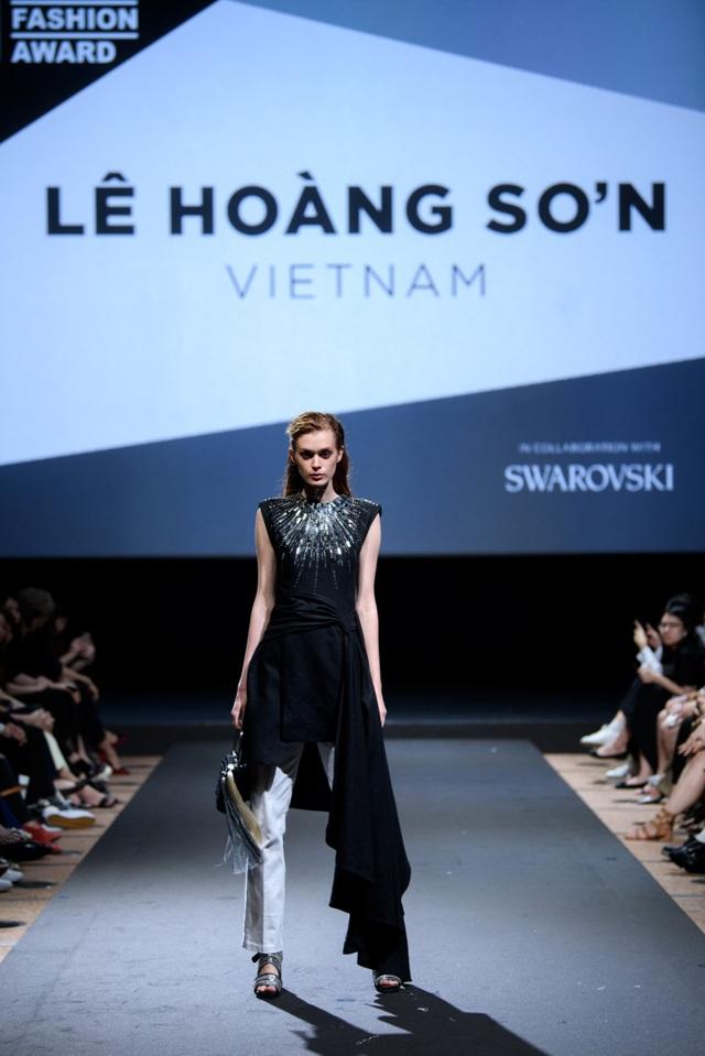 Nhà thiết kế trẻ Việt đoạt giải Á quân Thiết kế thời trang châu Á tại Singapore - 3