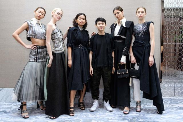 Nhà thiết kế trẻ Việt đoạt giải Á quân Thiết kế thời trang châu Á tại Singapore - 6