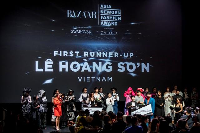 Nhà thiết kế trẻ Việt đoạt giải Á quân Thiết kế thời trang châu Á tại Singapore - 5