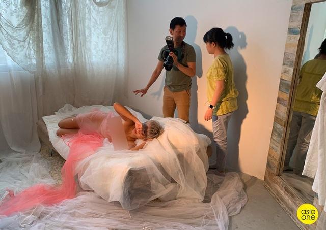 Những lần xúc động của nhiếp ảnh gia 13 năm chụp ảnh khỏa thân - 3